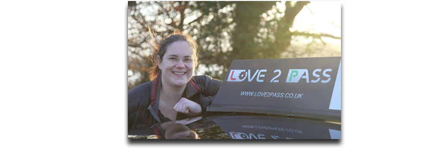 female driving instructor Ruislip - love 2 pass