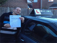 driving lessons in ruislip